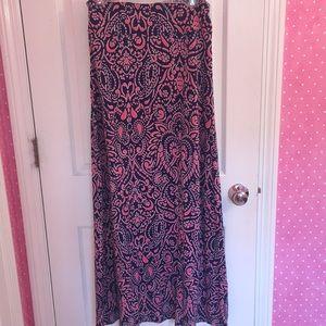 Cynthia Rowley Long Skirt